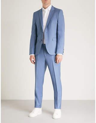 HUGO Slim-fit wool suit