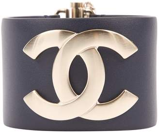 Chanel Leather bracelet