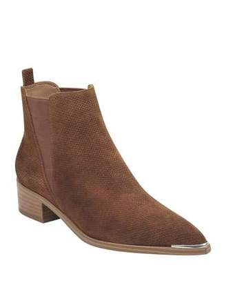 Marc Fisher Yalen Brushed Suede Booties