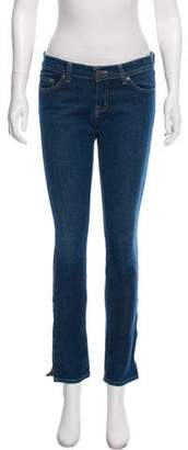 J Brand The Deal Low-Rise Jeans