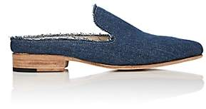 Esquivel Women's Grace Denim Mules - Blue