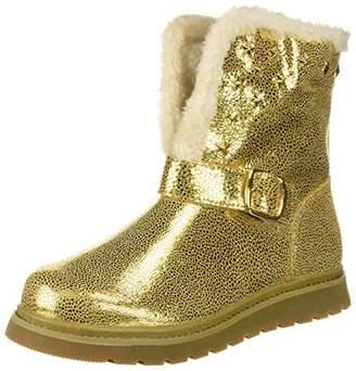 Burnetie Women's Uniform Mid Cold Weather Boot