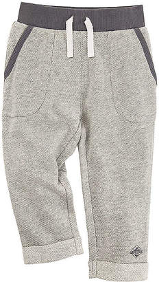 Burt's Bees Baby Loose Pique Rolled Cuff Organic Cotton Pant