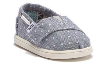 4ba137e04e0 Toms Bimini Polka-Dot Slip-On Sneaker (Toddler   Little Kid)