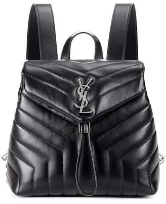 Saint Laurent Small Loulou Monogram backpack
