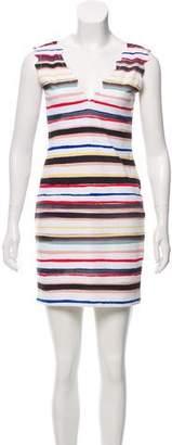Marysia Swim Striped Sleeveless Dress