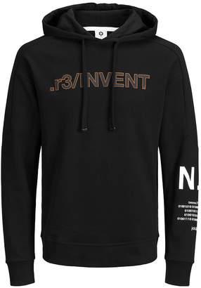 Jack and Jones Men's Cair Hooded Sweatshirt