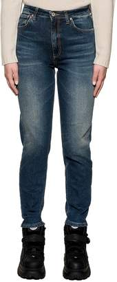Dondup Blue Anya Denim Jeans