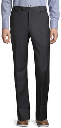 Saks Fifth Avenue Sharkskin Wool Dress Pant