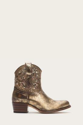 58527338ccb Gold Studded Boots - ShopStyle