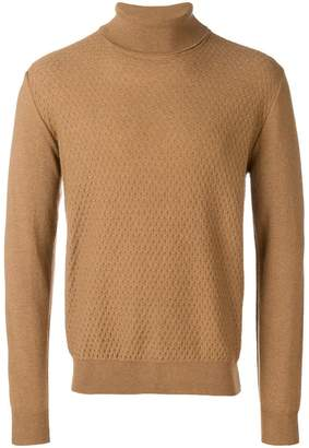 Manuel Ritz turtleneck jumper