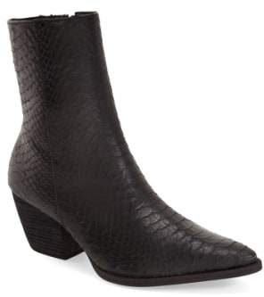 Matisse Caty Western Pointy Toe Bootie