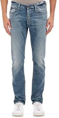 Denham Jeans the Jeanmaker Men's Razor Slim Jeans - Blue