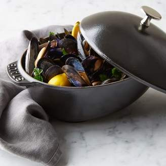 Staub Cast-Iron Mussel Pot