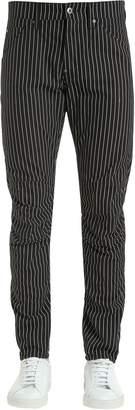 Elwood Wabash Stripe Print Denim Jeans