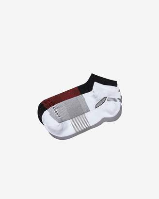 Express 2 Pack Mesh Top Quick Dry Athletic Socks