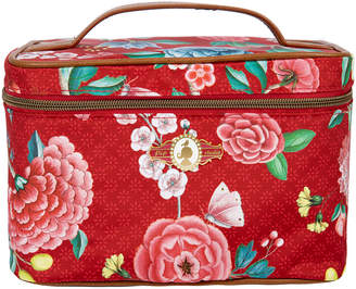 Pip Studio Good Morning Square Beauty Case - Red