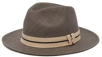 Yosuzi Elias Straw Hat - Mens - Beige