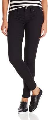 YMI Jeanswear Junior's Wannabettabutt Super Soft Skinny Jean