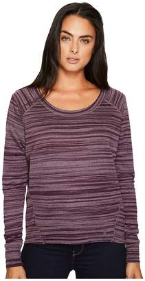 Prana Fallbrook Top Women's Long Sleeve Pullover