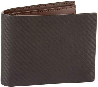 Dunhill Chassis Leather Bifold Wallet