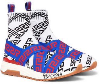 9bb1024861ab Versace Men's Sneakers | over 600 Versace Men's Sneakers | ShopStyle