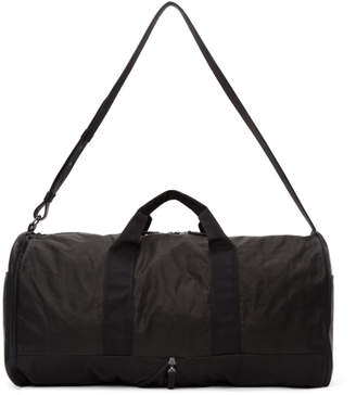 Maison Margiela Black Packable Duffle Bag