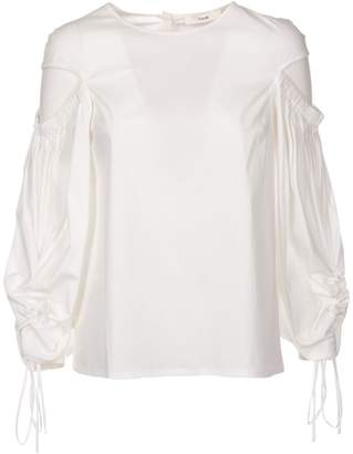 Suoli Cut-out Detail Blouse