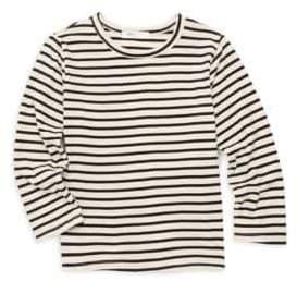 Joah Love Little Boy's& Boy's Striped Long-Sleeve Shirt