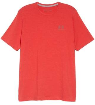 Under Armour 'Sportstyle' Charged Cotton(R) Loose Fit Logo T-Shirt