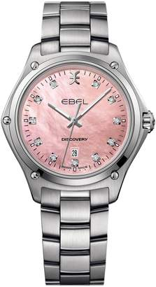 Ebel Discovery Diamond Bracelet Watch, 33mm