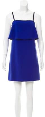 Elizabeth and James Sleeveless A-Line Dress