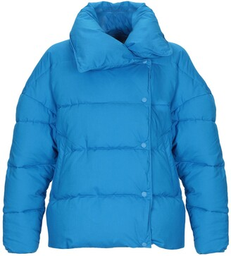 Closed Synthetic Down Jackets - Item 41875879SR