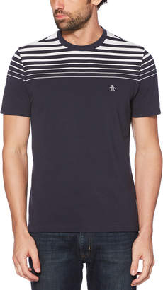 Original Penguin GRADIENT STRIPE TEE