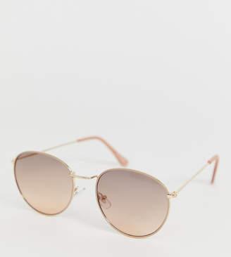 Aldo Nydorenia Round Frame Sunglasses