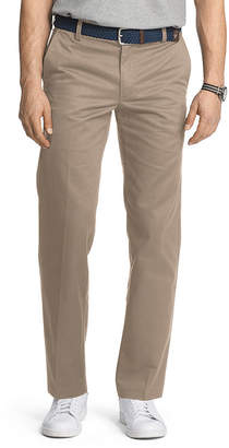 Izod American Chino Mens Slim Fit Flat Front Pant