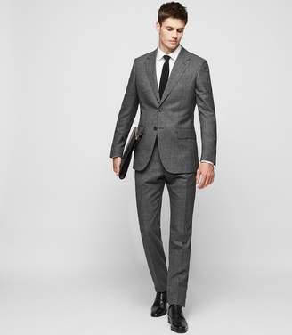 Reiss Clemence Wool Notch Lapel Suit