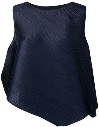 d5521594d7a6b5 Pleats Please Issey Miyake pleated blouse
