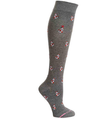 Dr. Motion Cats Compression Socks - Women's