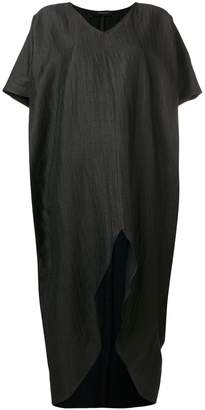FEDERICA TOSI asymmetric kaftan dress