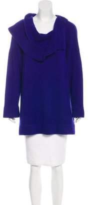 Donna Karan Cashmere Cowl Neck Sweater w/ Tags