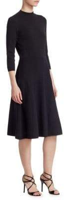 Emporio Armani Knit Sweater Dress