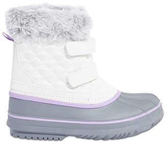 Joe Fresh Kid Girls Velcro Snow Boot