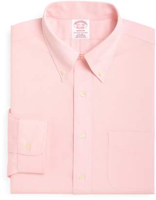 Brooks Brothers Classic Fit Solid Dress Shirt