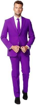 DAY Birger et Mikkelsen Opposuits Men's OppoSuits Slim-Fit Purple Novelty Suit & Tie Set
