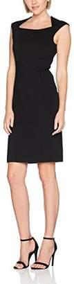 SET Women's's Kleid Dress, (Black 9990)