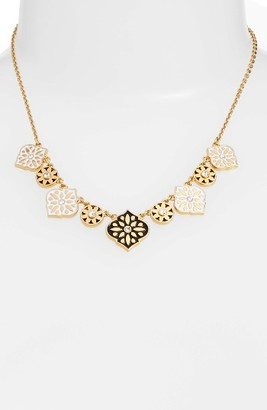 Women's Kate Spade New York Moroccan Tile Collar Necklace $98 thestylecure.com