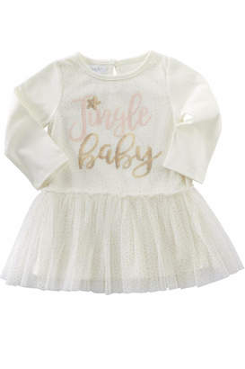 Mud Pie Jingle Baby Dress