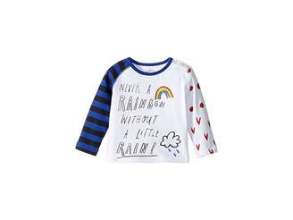 Burberry Tomasa Long Sleeve Tee (Infant/Toddler)