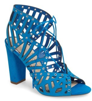 Women's Jessica Simpson Emagine Lace-Up Sandal $118.95 thestylecure.com